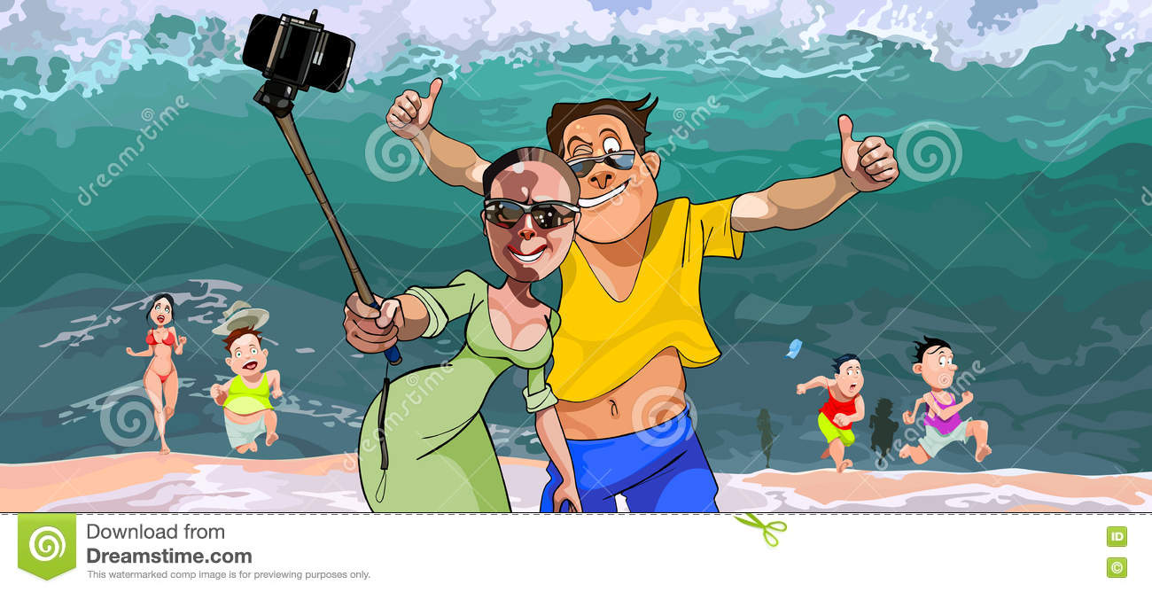 cartoon-selfie-tourists-do-background-tsunami-giant-waves-76040098.jpg